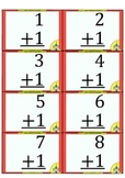 FREE ADDITION and SUBTRACTION Flashcards