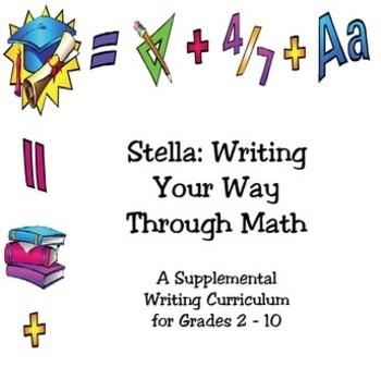 FREE ALGEBRA Stella SAMPLE Curriculum