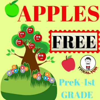 FREE ALL ABOUT APPLES|MAKE LEARNING FUN|APPLES FACTS|DIFFERENT TYPES OF APPLES