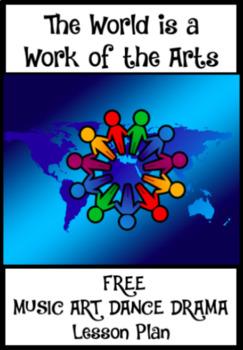 FREE ARTS LESSON PLAN