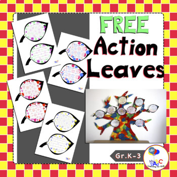 FREE Action Leaves
