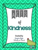 FREE Acts of Kindness