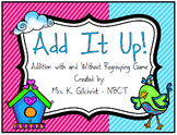 FREE Add it Up Addition Game