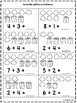 FREE Addition And Subtraction Practice Pages Popcorn (sample)