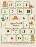FREE Addition Gingerbread Bump