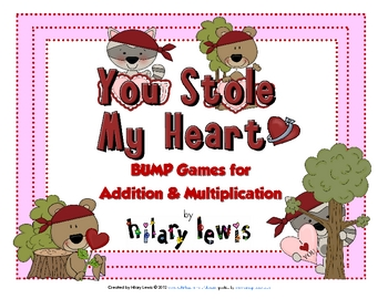FREE Addition & Multiplication Bump-You Stole My Heart