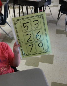 FREE- Addition & Subtraction Mats
