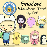 FREE Adventure Time Clip Art - Katrina Keegan Clips - (16