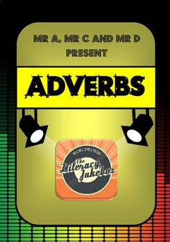FREE Adverbs Song by Mr A, Mr C and Mr D Present