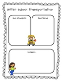 FREE After school Transportation List