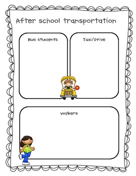 FREE After school Transportation List