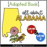 FREE Alabama Adapted Books (Level 1 and Level 2)   Alabama