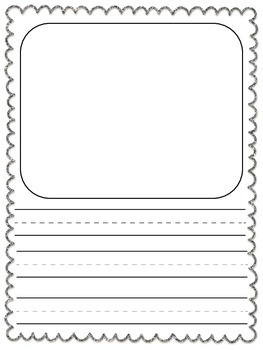 FREE All About Book Printables