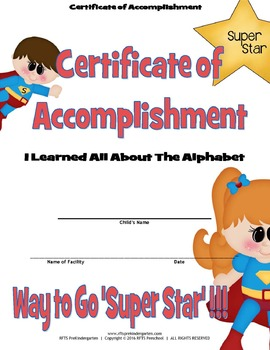 FREE Alphabet Activity