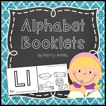 *FREE* Alphabet Booklets
