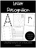 Alphabet Letter Recognition (Uppercase and Lowercase)