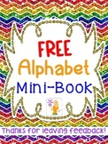 FREE Alphabet Mini-Book
