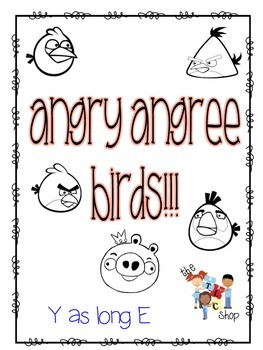 FREE! Angry AngrEE Birds - Y as Long E