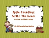 Write the Room FREE: Apples
