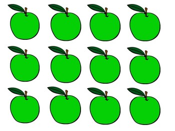 FREE Apple and Worm Reinforcement game for Speech Language Therapy