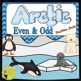 Free Even and Odd: Arctic