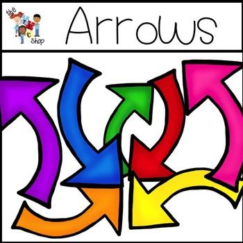 FREE! Arrows Clipart Set