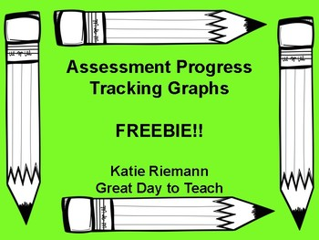FREE Assessment Progress Tracking