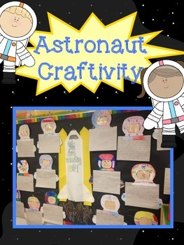 FREE Astronaut Craftivity