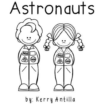 *FREE* Astronaut Mini-Book