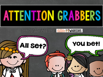 FREE Attention Grabbers