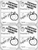 FREE August and September Homework Awards