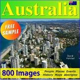 FREE - Australia Map