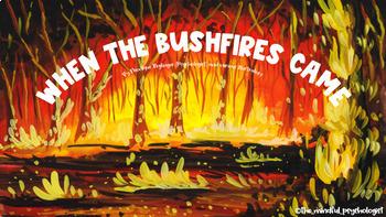 FREE Australian Bushfire Trauma Resources