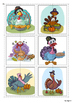 FREE Autism & Special Needs Activity for Thanksgiving - Matching Halves, Turkeys