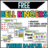 FREE BELL RINGERS