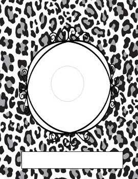 FREE BINDER / FOLDER COVER PAGES