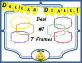 Dollar Deals #1: Frame Borders