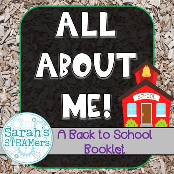 All About Me Back To School FREE Download