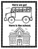 FREE Back To School Coloring Book