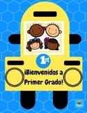 FREE Back to School 1st Grade - Spanish Activities