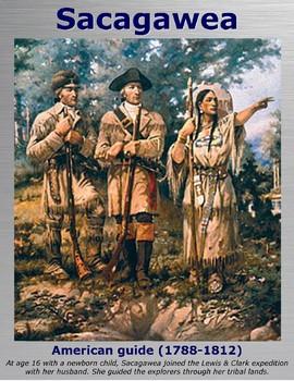 "FREE - Back to School Bundle | Teacher Tools | ""Sacagawea"" (K-12)"