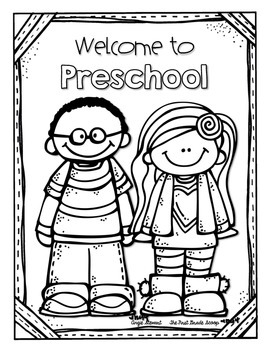 FREE Back to School Coloring Pages by Angeline Stewart | TpT