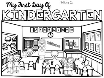 FREE Back to School Coloring Pages! {Pre-K-5} {Beginning o