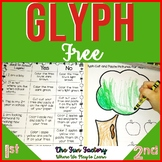 FREE Glyph Graphing Activity | NO PREP