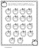 FREE Back to School Math and Literacy Printables
