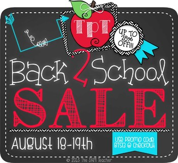 FREE Back to School Sale Banner for Marketing