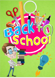 """FREE """"Back to school"""" posters"""