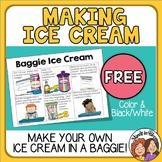 Ice Cream in a Baggie