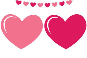FREE Banner Heart Shape