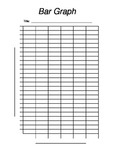 FREE Bar Graph Handout with Tally Table